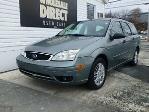 2006 Ford Focus WAGON SES ZXW FWD 2.0 L