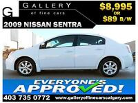 2009 Nissan Sentra 2.0 SL $89 BI-WEEKLY APPLY NOW DRIVE NOW