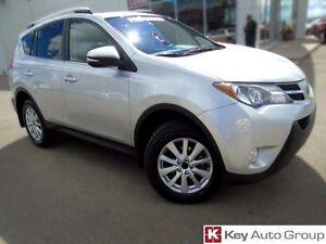 2014 Toyota Rav4 XLE AWD Factory Warranty $208 B/W
