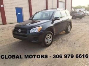 2010 TOYOTA RAV4 - 4WD -PST PAID- FINANCING AVAILABLE
