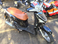 125cc scooter for repair /spares