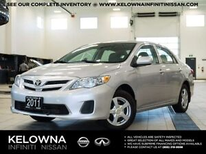 2011 Toyota Corolla CE 4AT