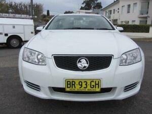 2012 Holden Ute VE II Omega White Sports Automatic Utility