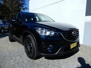2015 Mazda CX-5 KE1032 Maxx SKYACTIV-Drive AWD Blue 6 Speed Sports Automatic Wagon Glendale Lake Macquarie Area Preview