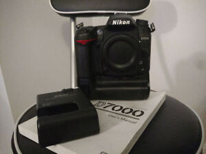 Nikon D7000 16.2MP DSLR (Body Only)