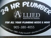 LICENSED PLUMBERS INSURED