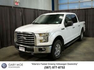 2016 Ford F-150 XTR supercrew Only 1300 KMS!! * $278BW!