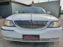LINCOLN Town Car LIMOUSINE 4.6 V8