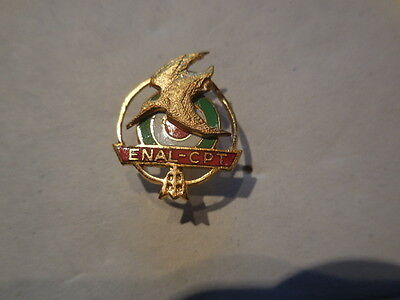 distintivo ENAL caccia pesca e tiro