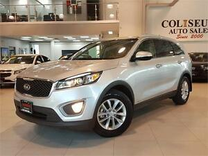 2016 Kia Sorento 2.4L LX-AWD-BLUETOOTH-ONLY 63KM