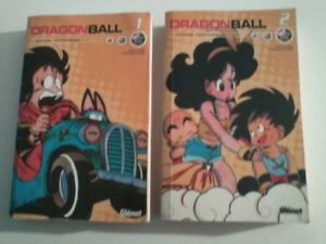 LIVRES DRAGON BALL