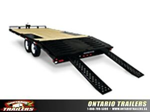 SURE-TRAC Low Profile Deckover w/Pop-Up Beavertail