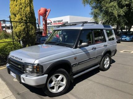 2003 Land Rover Discovery 03MY S Silver 4 Speed Automatic Wagon Seaford Frankston Area Preview