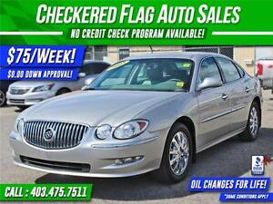 2008 Buick Allure CXL W/ Heated Leather-Power Seats-LIKE NEW!