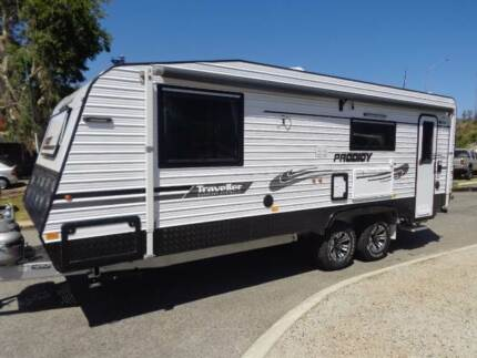 2016 TRAVELLER PRODIGY 23'FT #4167N P.O.A Bellevue Swan Area Preview