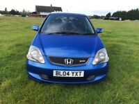 Honda Civic Type S (2004 Model)