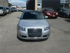 2007 AUDI A3 2.0T CERTIFIED AND EMISSION TESTED!!!