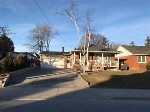 Upgraded 3Br, Large Lot Detached Raised Bungalow