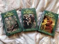 Complete Set of Shakepear Plays in Hardback