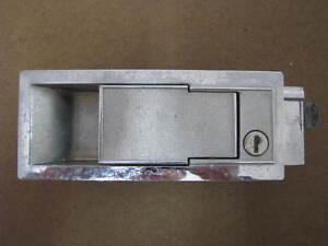 HELP! Bargman L-400 lock