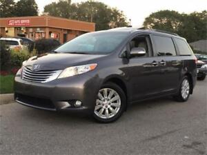 2013 Toyota Sienna XLE-LIMITED-AWD-NAVIGATION-TV-DVD-PANO-S.ROOF