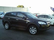 2010 Holden Captiva  Black Automatic Wagon Embleton Bayswater Area Preview