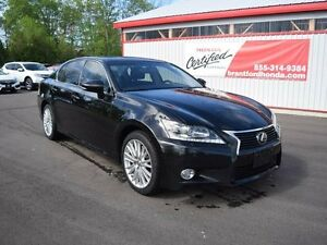 2013 Lexus GS 350 4dr All-wheel Drive Sedan
