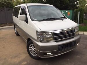 1997 Nissan Other Elgrand V Caravan Minivan, Van
