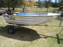 Stessl Edgetracker 3.1m Alloy boat Mercury 15 hp Cartopper Toowoomba 4350 Toowoomba City Preview