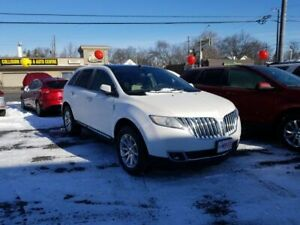 2015 Lincoln MKX AWD - PANORAMIC SUNROOF, REAR VIEW CAMERA!