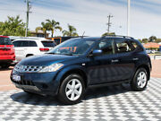 2006 Nissan Murano Z50 TI Blue 6 Speed Constant Variable Wagon Alfred Cove Melville Area Preview