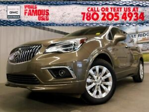 2017 Buick Envision Essence. Text 780-205-4934 for more informat