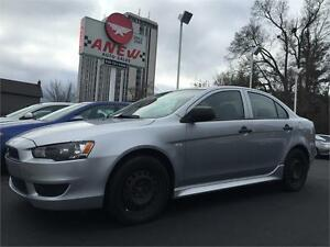 2012 Mitsubishi Lancer DE - CERTIFICATION AND ETEST INCLUDED