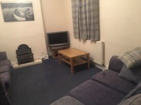 Near Headingley. Two great double rooms in friendly house. Also available separately Burley Park