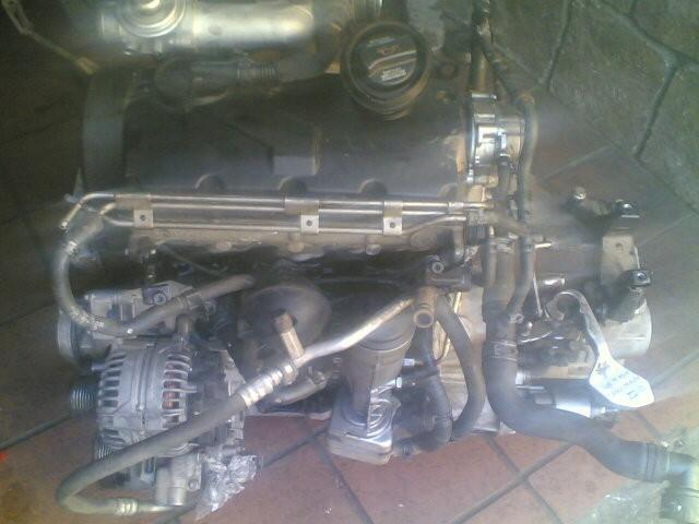 polo 1.9 tdi engine