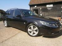 08 SAAB 9-5 2.3 HOT AERO ANNIVERSARY LTD EDITION 260 BHP ESTATE/TOURING 58K FSH