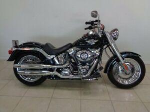 2015 Harley-Davidson FLSTF Fat Boy Virginia Brisbane North East Preview