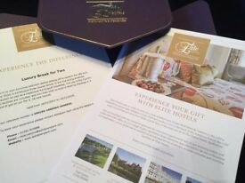 Luxury break for 2, at Ashdown Park Spa and Country Club Hotel inc. luxury Dinner and Breakfast