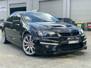 2013 Holden Special Vehicles ClubSport E Series 3 MY12.5 R8 Black 6 Speed Manual Sedan Mayfield East Newcastle Area Preview