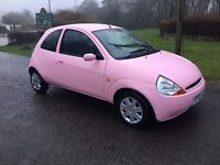 2005 Ford ka 1.3 Style genuine low mileage 38,000 miles cheap car
