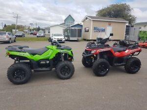 2017 Arctic Cat Alterra 700 XT ATV $8599** ONLY $31 per week OAC