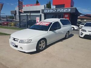 2004 Holden Commodore VZ S 6 Speed Manual Utility Cairnlea Brimbank Area Preview