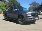 2017 Holden Colorado RG MY18 LTZ Pickup Crew Cab Grey 6 Speed Sports Automatic Utility Elizabeth Playford Area Preview
