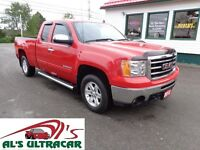 2012 GMC Sierra 1500 SLE 4.8L Bucket Seats! Only $111 weekly!