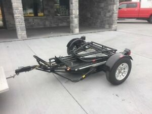 2018 ALPHASPORTS Other Folding Motorcycle Trailer