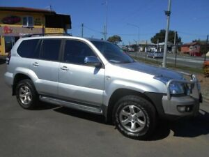 2008 Toyota Landcruiser Prado GRJ120R GXL 6 Speed Manual Wagon Waterford Logan Area Preview