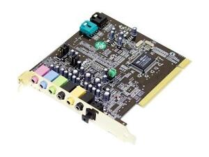 CHAINTECH AV-710 - 7.1 Channel 24-bit 192KHz PCI Interface Sound Card