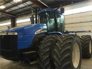 2005 NEW HOLLAND TJ425 4WD Tractor