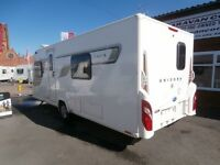 Bailey Unicorn Cadiz 2013 caravan