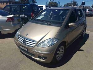 2005 Mercedes-Benz A200 W169 Elegance Brown 7 Speed CVT Auto Sequential Hatchback Greenacre Bankstown Area Preview